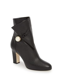 Jimmy Choo Bethanie Button Flap Bootie