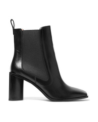 Acne Studios Bethany Leather Ankle Boots