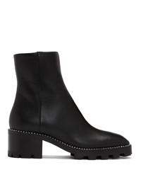Jimmy Choo Black Crystal Mava Boots