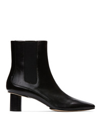 Rag and Bone Black Jet Chelsea Boots