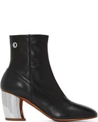 Proenza Schouler Black Xx Camp Boots