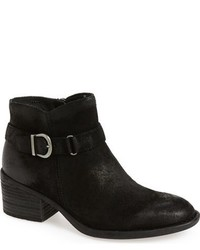 Brn adia block heel bootie medium 750338