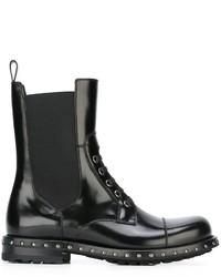 Dolce & Gabbana Utility Boots