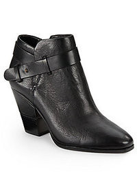 Dolce Vita Hilary Leather Ankle Boots