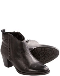 Earth Cypress Ankle Boots Leather