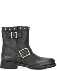 Jimmy Choo Empire Ankle Boots