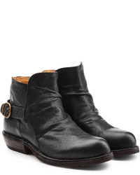 Fiorentini+Baker Fiorentini Baker Leather Buckle Back Ankle Boots