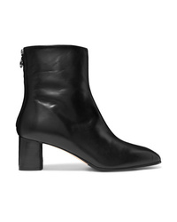 Aeyde Florence Leather Ankle Boots