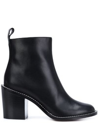 Givenchy Sculpted Heel Ankle Boots