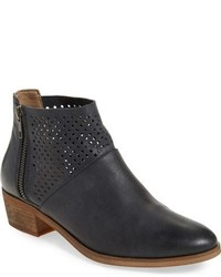 Hinge Villa Perforated Bootie