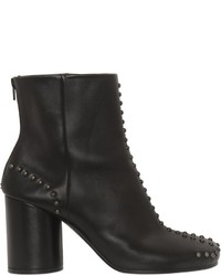Maison Margiela 80mm New Tabi Leather Ankle Boots