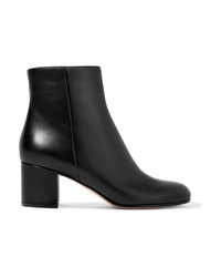 Gianvito Rossi Margaux 60 Leather Ankle Boots