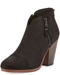 Rag & Bone Margot Leather Ankle Boot Black