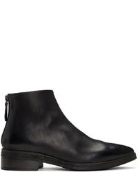 Marsèll Marsell Black Listone Boots