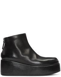 Marsèll Marsell Black Scappa Boots