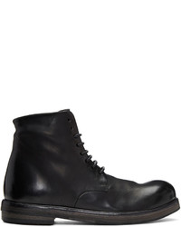 Marsèll Marsell Black Zucca Zeppa Boots