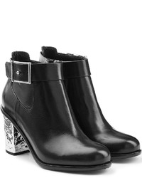 McQ by Alexander McQueen Mcq Alexander Mcqueen Leather Shacklewell Boots