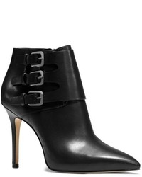 Michael Kors Michl Kors Prudence Leather Ankle Boot