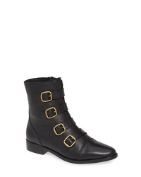 J.Crew Multi  Leather Short Boot