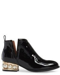 Jeffrey Campbell Musklo Split Shaft Bootie