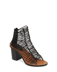 Topshop Narly Knotted Bootie Sandal