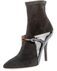 Givenchy New Feminine Ankle Boot Black