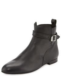 Rag & Bone Nolan Leather Ankle Boot Black