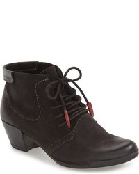 Tamaris Ocimum Lace Up Bootie