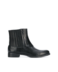 Twin-Set Panelled Ankle Boots
