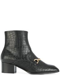 Stella McCartney Platform Mid Calf Boots