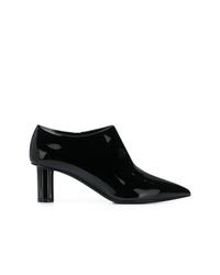 Salvatore Ferragamo Pointed Toe Ankle Boots