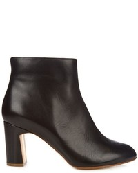 Rupert Sanderson Queenie Leather Ankle Boot