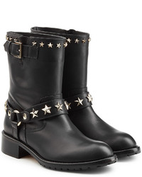 RED Valentino Red Valentino Leather Ankle Boots