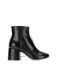 MM6 MAISON MARGIELA Ring Detail Ankle Boots