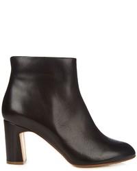 Rupert Sanderson Queenie Leather Ankle Boot