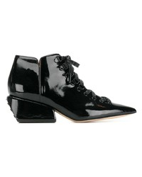 Petar Petrov Sacha Laced Ankle Boots