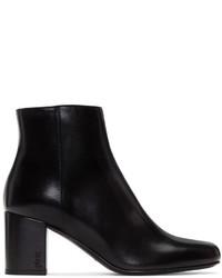 Saint Laurent Black Babies Boots