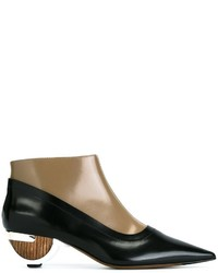 Marni Sculptural Heel Booties