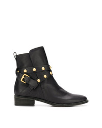 See by Chloe See By Chlo Janis Flat Ankle Boots