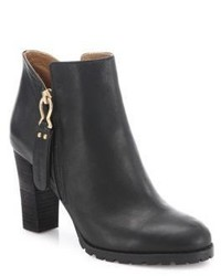 See by Chloe Jamie Leather Booties