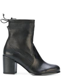 Stuart Weitzman Shorty Ankle Boots