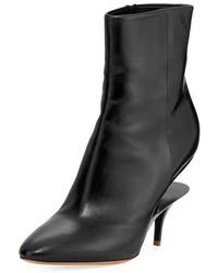 Maison Margiela Split Heel Calf 85mm Bootie