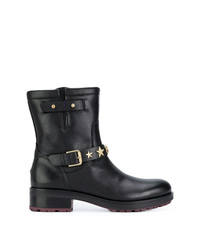 Tommy Hilfiger Star Strap Ankle Boots