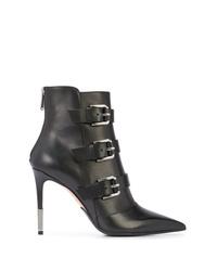 Balmain Stiletto D Ankle Boots