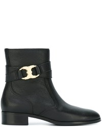 Tory Burch Gemini Link Booties