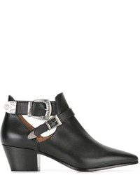 Twin-Set Buckled Ankle Boots
