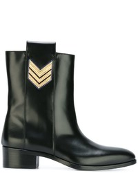 Dsquared2 Urban Officer Ankle Boots