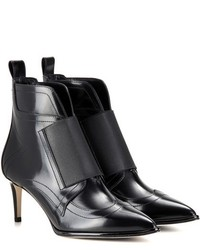 Jimmy Choo Mazzy 65 Leather Ankle Boots