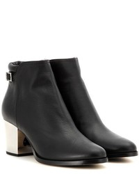 Jimmy Choo Method 65 Leather Ankle Boots