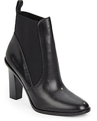 Via Spiga Maila Leather Ankle Boots